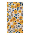 Fall Into Color 16 Pack Paper Napkins-Sunflower