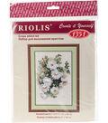 RIOLIS Counted Cross Stitch Kit 8.25\u0022X11.75\u0022-White Briar