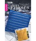 Textured Pillows Crochet Book