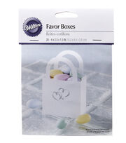 Wilton® 20ct Sweetheart Favor Bag , , hi-res