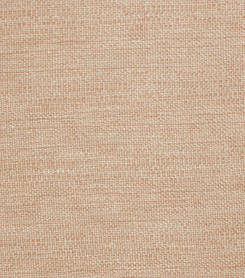 "Jaclyn Smith Upholstery Fabric 54""-Archangel/Blush"