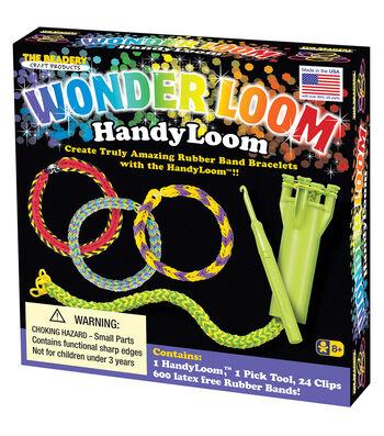 Wonder Loom Rubber Band Bracelet Kit