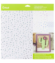 Cricut® 12''x12'' Foil Acetate Sheets-Bejeweled, , hi-res