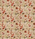 Eaton Square Upholstery Fabric 54\u0022-Goldstone/Spice