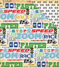Cartopia Double-Sided Cardstock 12\u0022X12\u0022-Go Faster