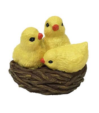 Easter Littles Chicks in Nest