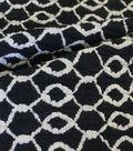 Sportswear Jacquard Fabric 58\u0022-Blue Pucker