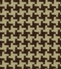 Home Decor 8\u0022x8\u0022 Fabric Swatch-Robert Allen Square Pegs Sable
