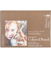 Strathmore Artist Paper™ 400 Series Colored Pencil Paper Pad, , hi-res