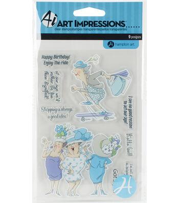 Got Style -art Impressions Clr