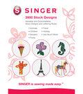 Singer 3900 Stock Designs CD