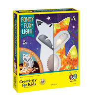 Creativity for Kids Fancy Fox Light Kit, , hi-res
