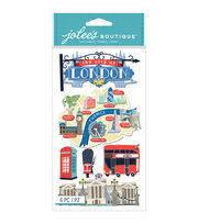 Jolee's Boutique Dimensional Stickers-London, , hi-res
