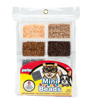 Perler Mini Beads Tray Neutral, , hi-res