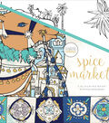Spice Mrkt-kaiser Coloring Book