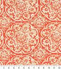 Solarium Outdoor Fabric 54\u0027\u0027-Coral Westphalia