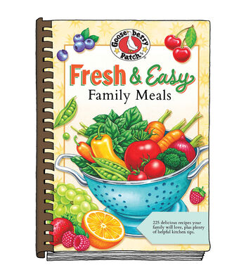 Vickie and JoAnn Fresh & Easy Family Meals Book