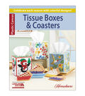 Tissue Boxes & Coaters Plastic Canvas Book