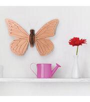 DCWV DIY Decor 3D Butterfly, , hi-res