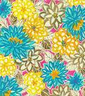 P/K Lifestyles Print Fabric 54\u0022-Matisse Dance/Magenta