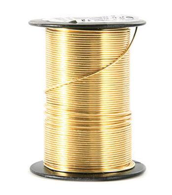 20 Gauge Wire 12 Yards/Pkg-Gold