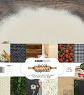 Kaisercraft Paper Pack 12\u0022X12\u0022-Bon Appetit