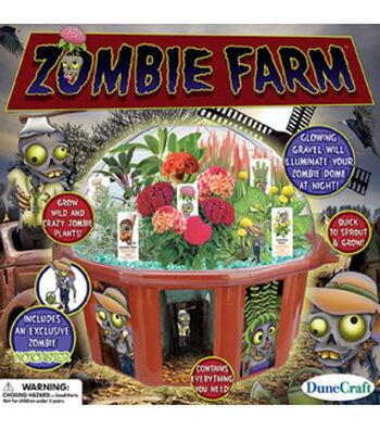Zombie Farm Dome Terrarium