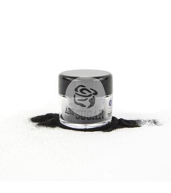 Art Ingredients Art Sugar Ultra Fine Glitter .21oz-Black