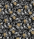 Buttercream Audrey Cotton Fabric-Ditsy Floral Allover