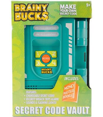 Brainy Bucks Secret PIN Vault
