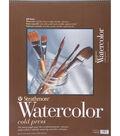 Strathmore Cold Press Watercolor Paper Pad 18\u0022X24\u0022