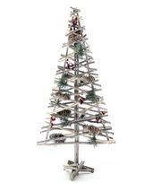 Blooming Holiday Christmas Large Twig Tree with Pinecones, , hi-res