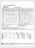 Mccall Pattern V8849 14-16-18-2-Vogue Pattern
