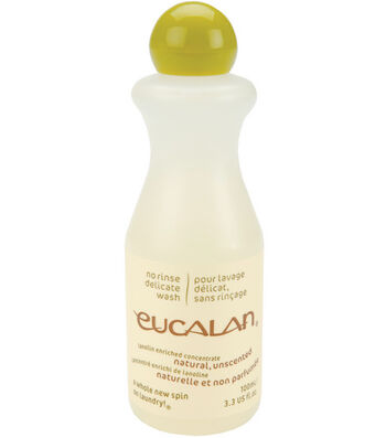 Eucalan Fine Fabric Wash 3.3oz-Unscented