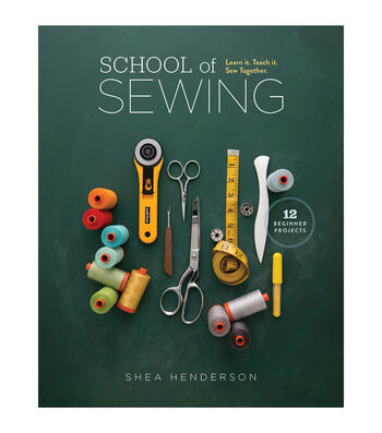 School Of Sewing Books