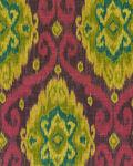 IMAN Home Print Fabric 54\u0022-Ubud/Tourmaline