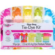 Tulip One-Step Large Tie Dye Kit Neon, , hi-res