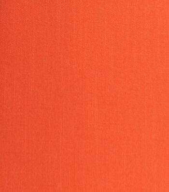"""Amaretto Linen Fabric 59""""-Flame"""