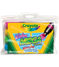 Crayola Washable Window Mega Markers