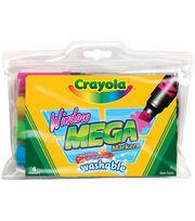 Crayola Washable Window Mega Markers, , hi-res