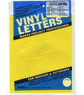 Duro 852pcs Permanent Adhesive Vinyl Letters & Number