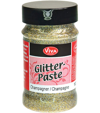 Viva Decor 3.04 oz Glitter Paste