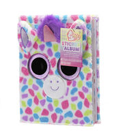 Ty Inc. Beanie Boos Fur Covered Stickers Album-Wishful™ Unicorn, , hi-res