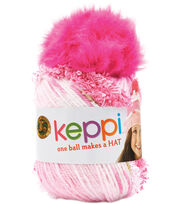 Lion Brand Keppi Sparkle Yarn, , hi-res