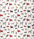 Home Decor 8\u0022x8\u0022 Fabric Swatch-Eaton Square Connor /  Red