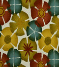 Home Decor 8\u0022x8\u0022 Fabric Swatch-Robert Allen Pure Petals Pomegranate