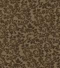 Keepsake Calico™ Cotton Fabric-Swirling Vines Brown