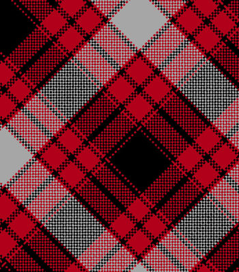 "Snuggle Flannel Fabric 42""-Annie Plaid Red"