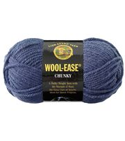 Lion Brand Wool-ease Chunky Yarn, , hi-res