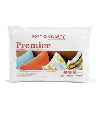 "Soft N Crafty Premier 12"" x 16"" Travel Pillow"